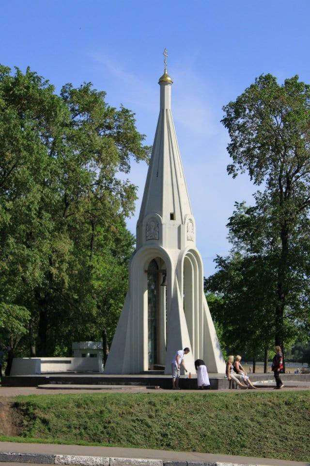 Kazan's chapel