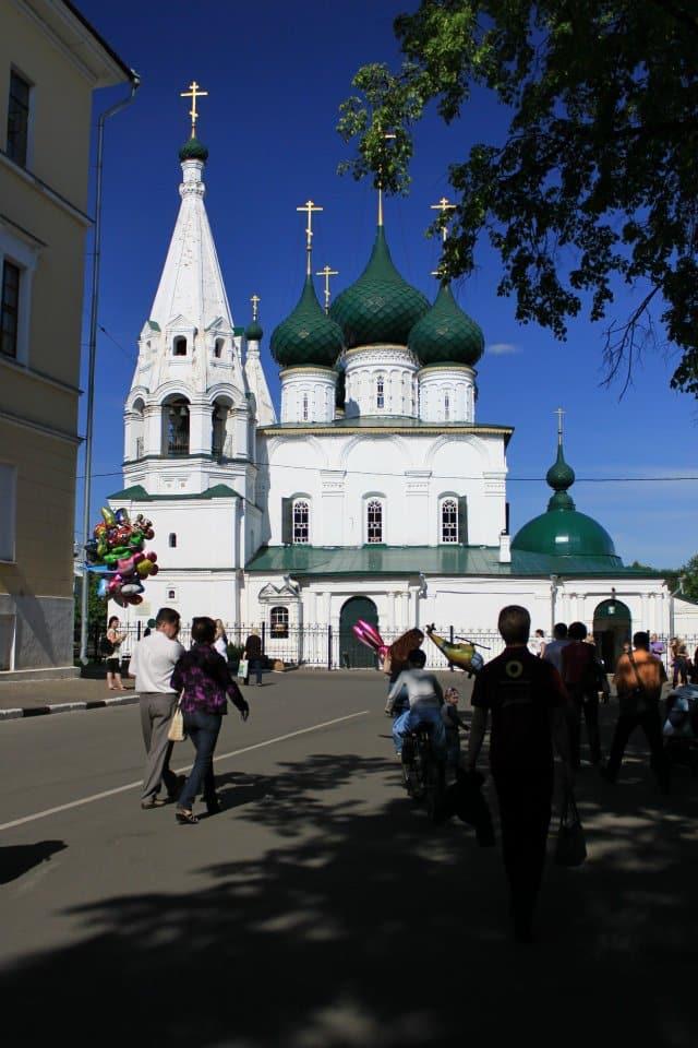 Yaroslavl Monastery
