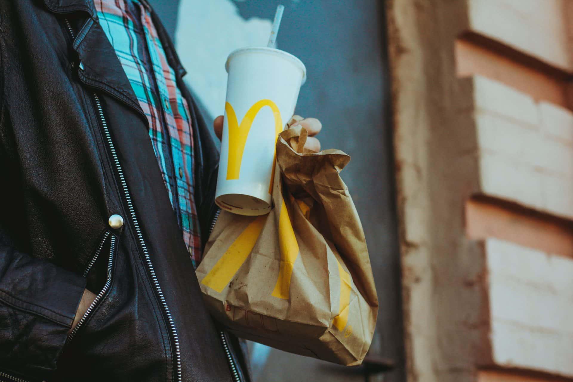 McDonalds Moscow