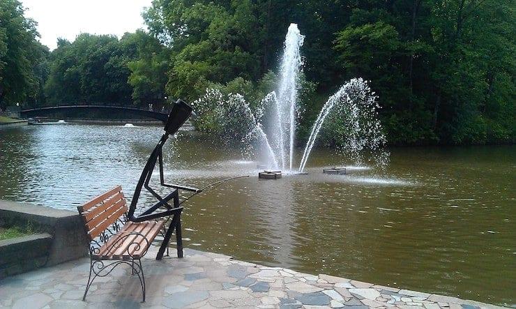 Smolensk park