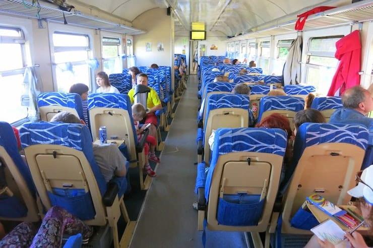 circum baikal railway 2nd class