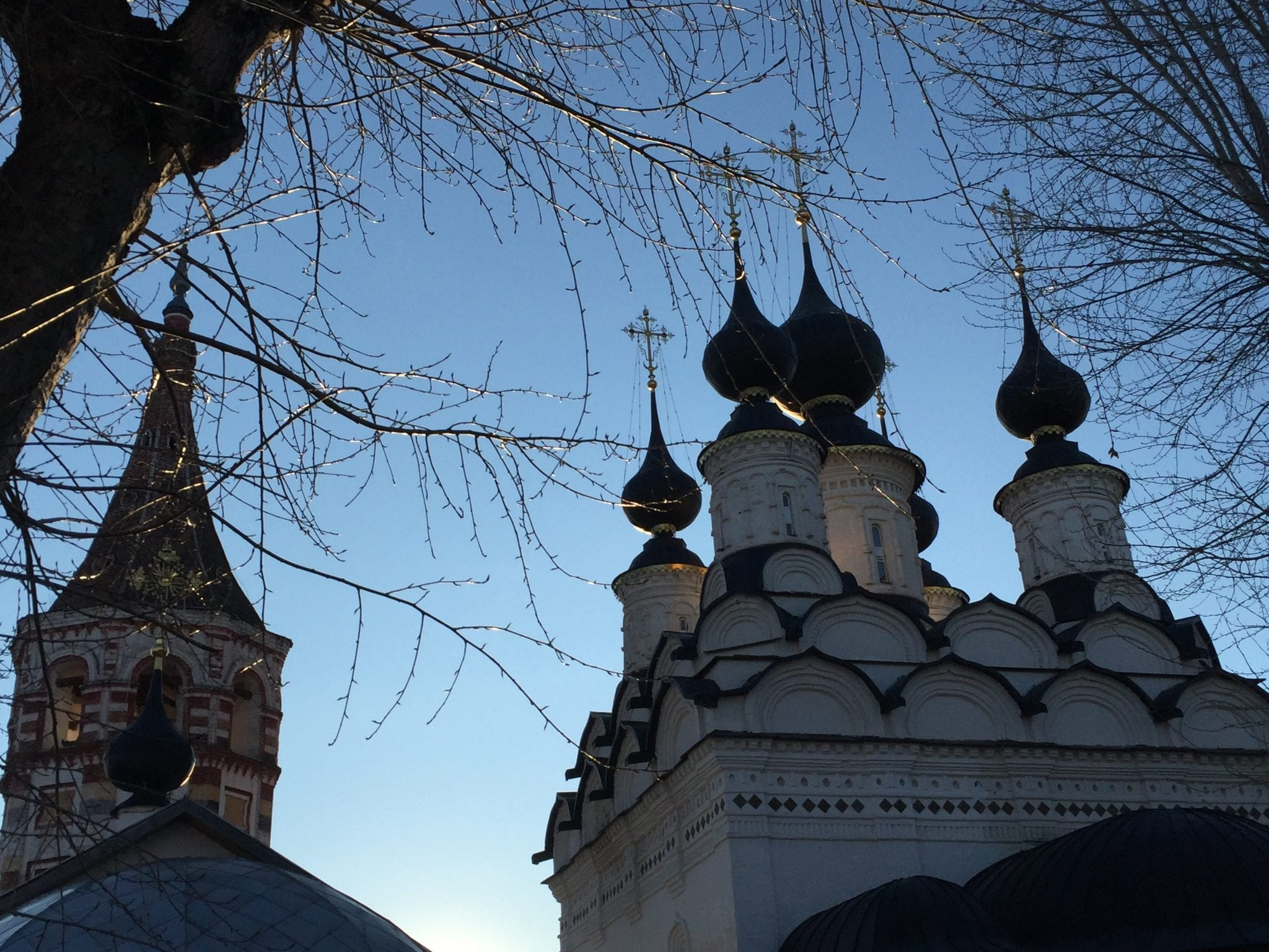Moscow churches