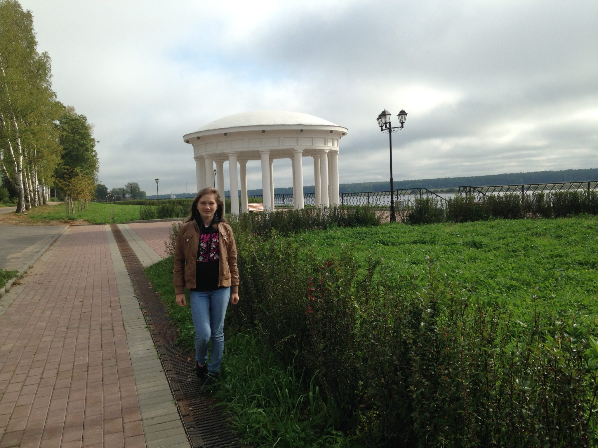 travel to Myshkin