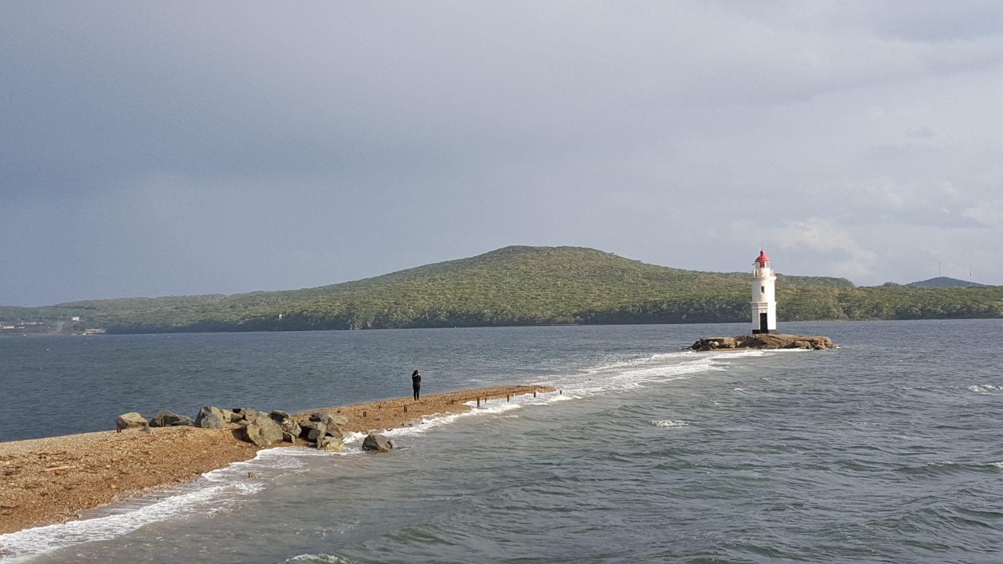 Ocean view in Vladivostok
