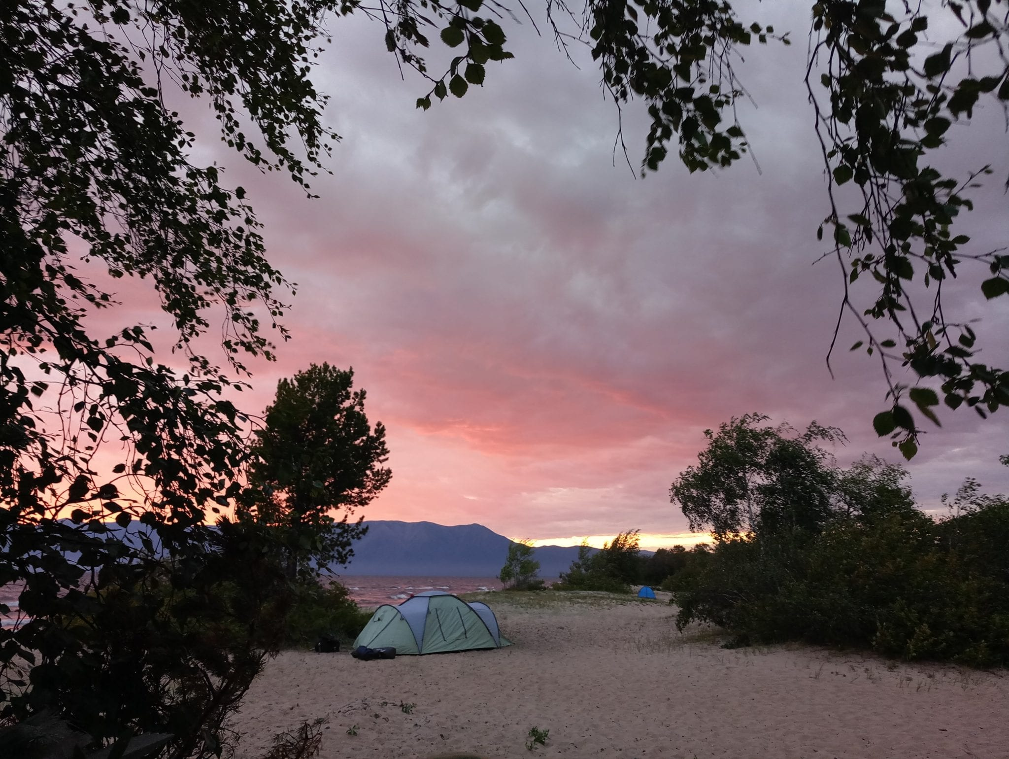 Lake Baikal tour on the Trans-Siberian