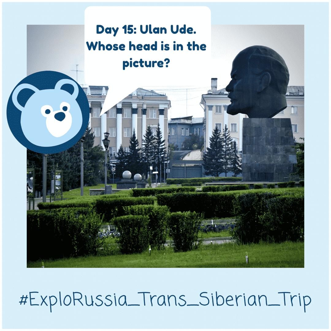 Ulan Ude local guides tour, Trans-Siberian Railway tour