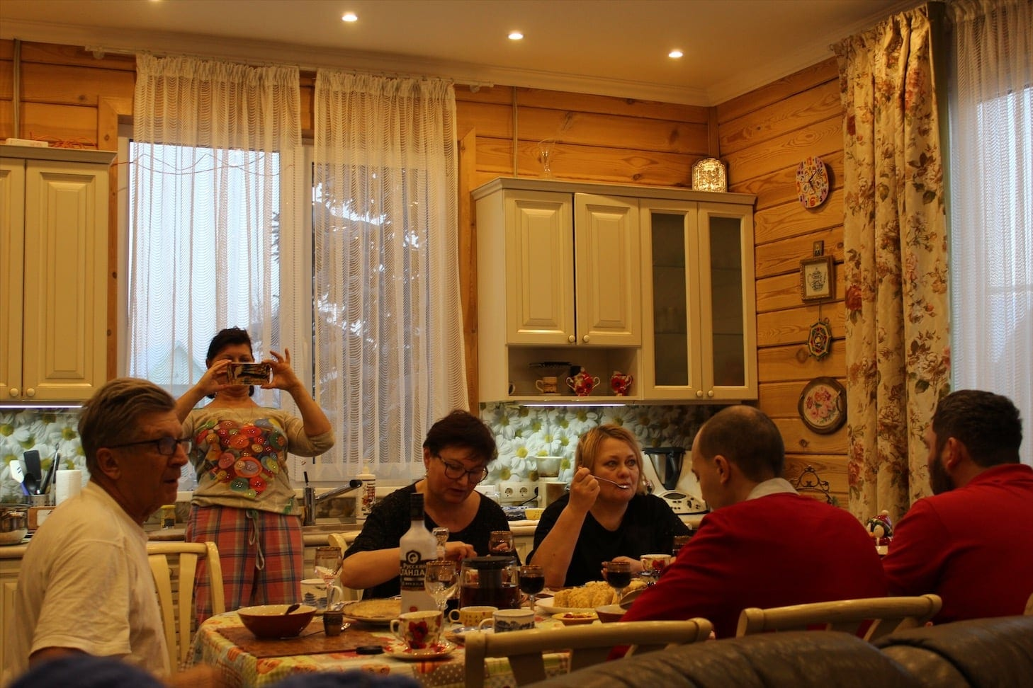 Moscow Cooking Class