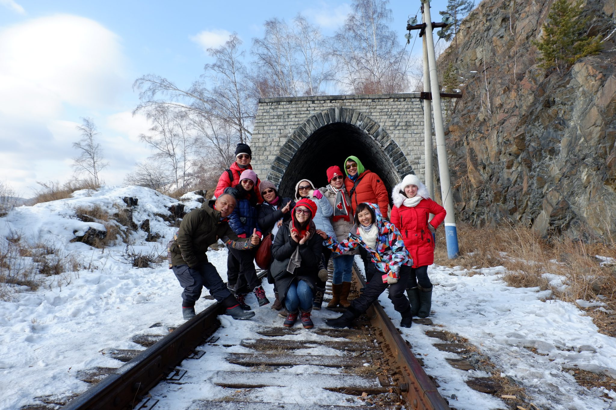 interesting facts about Russia Trans-Siberian Railway