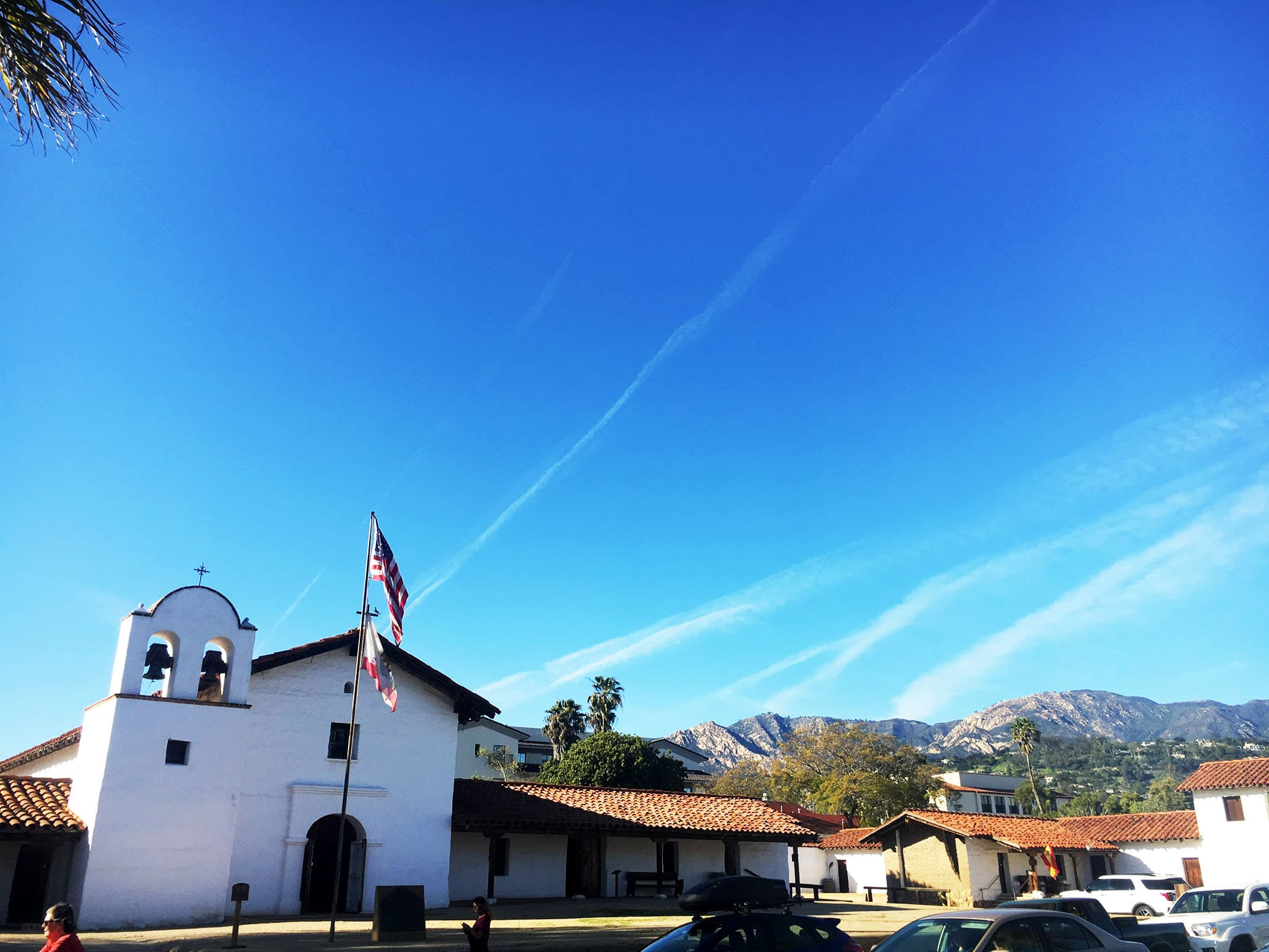 Exterior Photo of Presidio Chapel