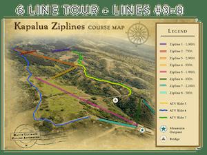 6 Line Map