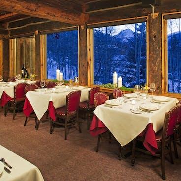 Krabloonik Restaurant In Snowmass Village Co Krabloonik