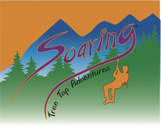 Soaring Tree Top Adventures is the largest zipline course in the world.