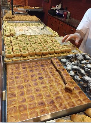 syrian pastries