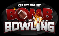 Kersey Valley Bomb Bowling logo