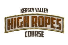 Kersey Valley High Ropes logo