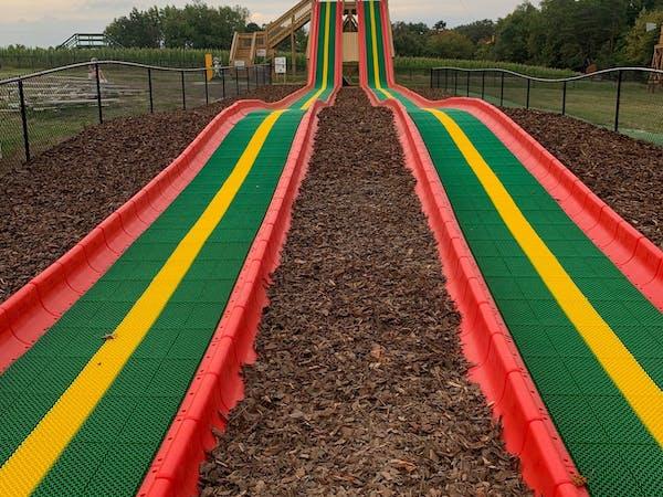 mega ride n slide