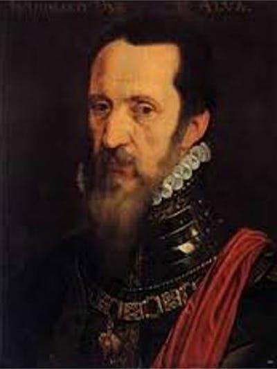 ALONSO ALVAREZ DE PINEDA SPANISH (1494 - 1520)