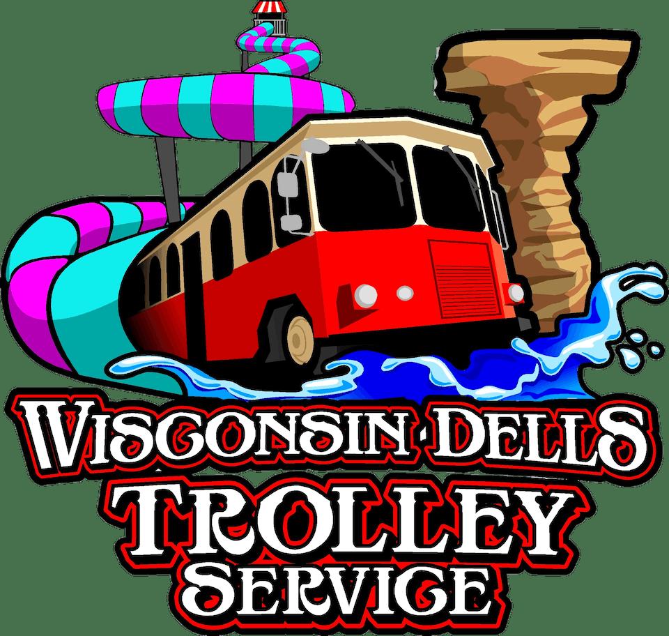 Wisconsin Dells Trolley Logo
