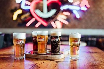 Bierverkostung und Brauereiführung Astra