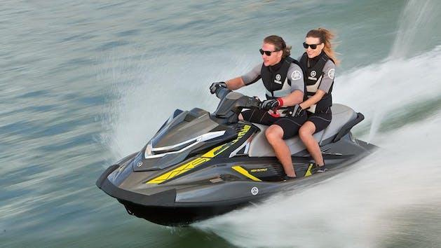 Yamaha WaveRunner rental in San Diego