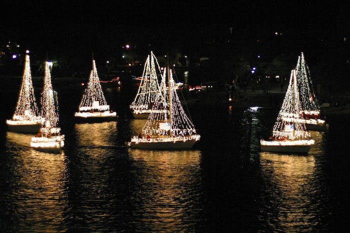 Image result for mission bay parade of lights