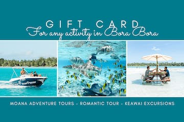 Keawai Excursions gift card
