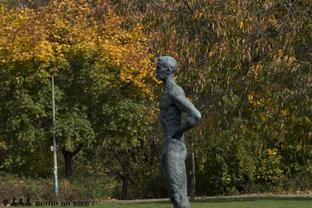 Statue Herbst