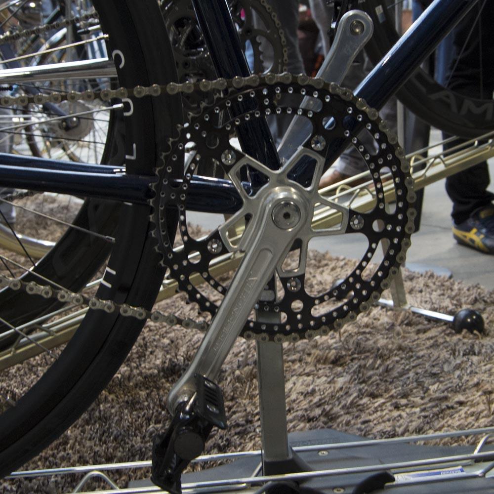Kettenblatt von Fahrrad