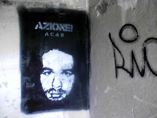 Grafitti im Prenzlauer Berg
