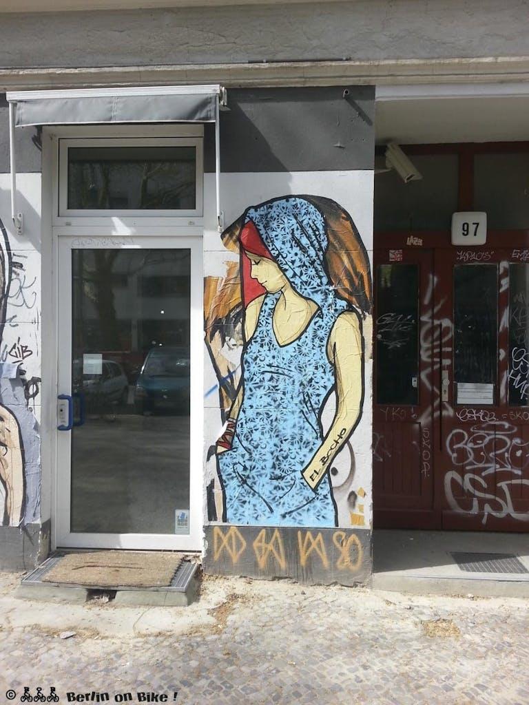 graffiti haus wand