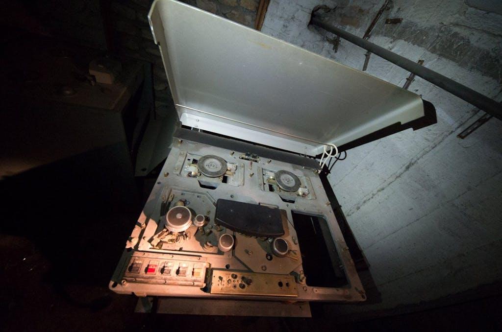 Was ist das für Technik? Neueste Stasi-Überwachungstechnologie?