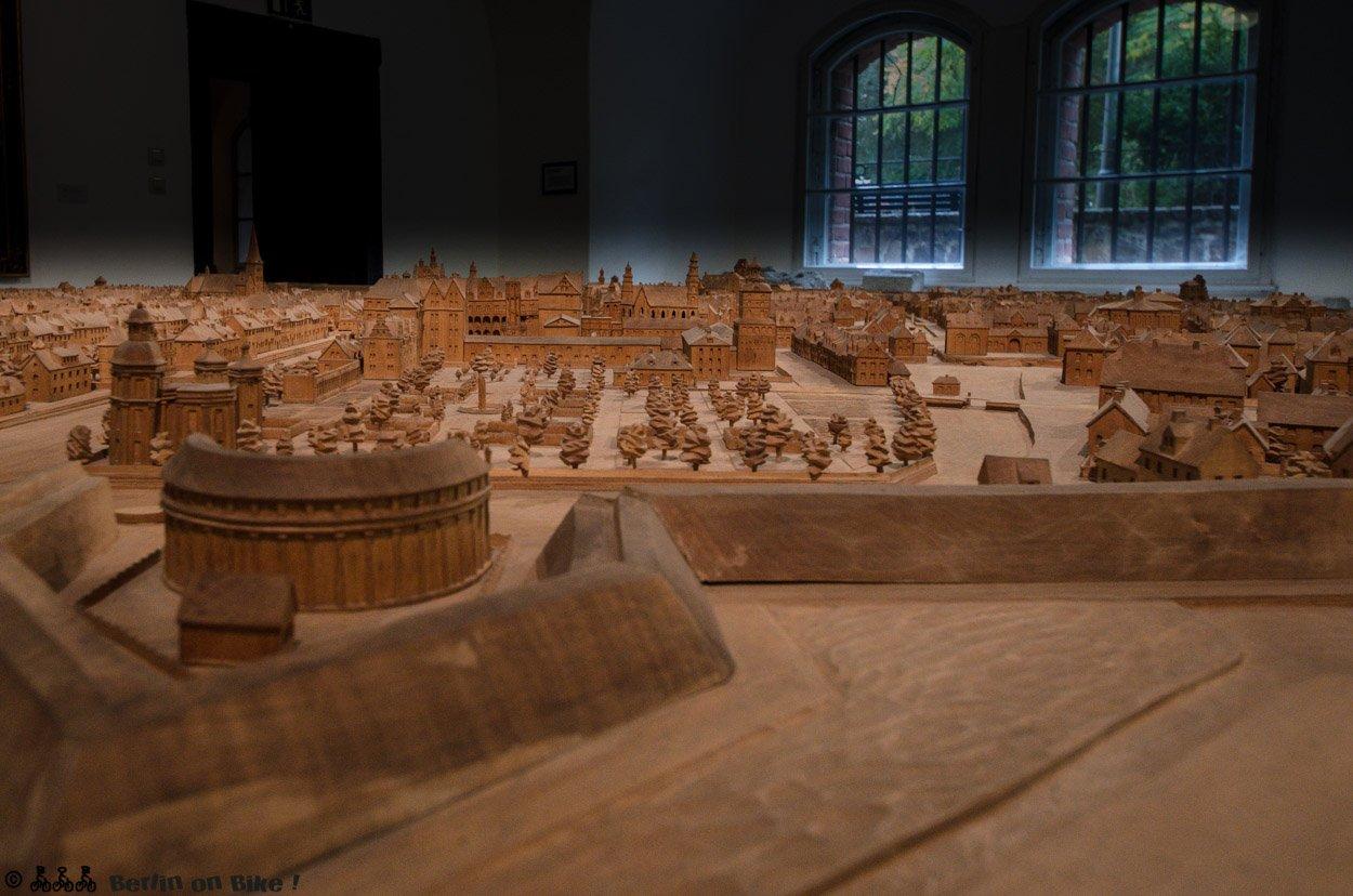 Blick auf Schloss und den späteren Lustgarten, bzw. die Museumsinsel.