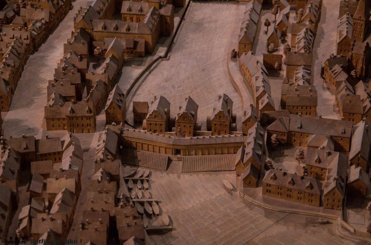 Berlin um 1680: Mühlendamm