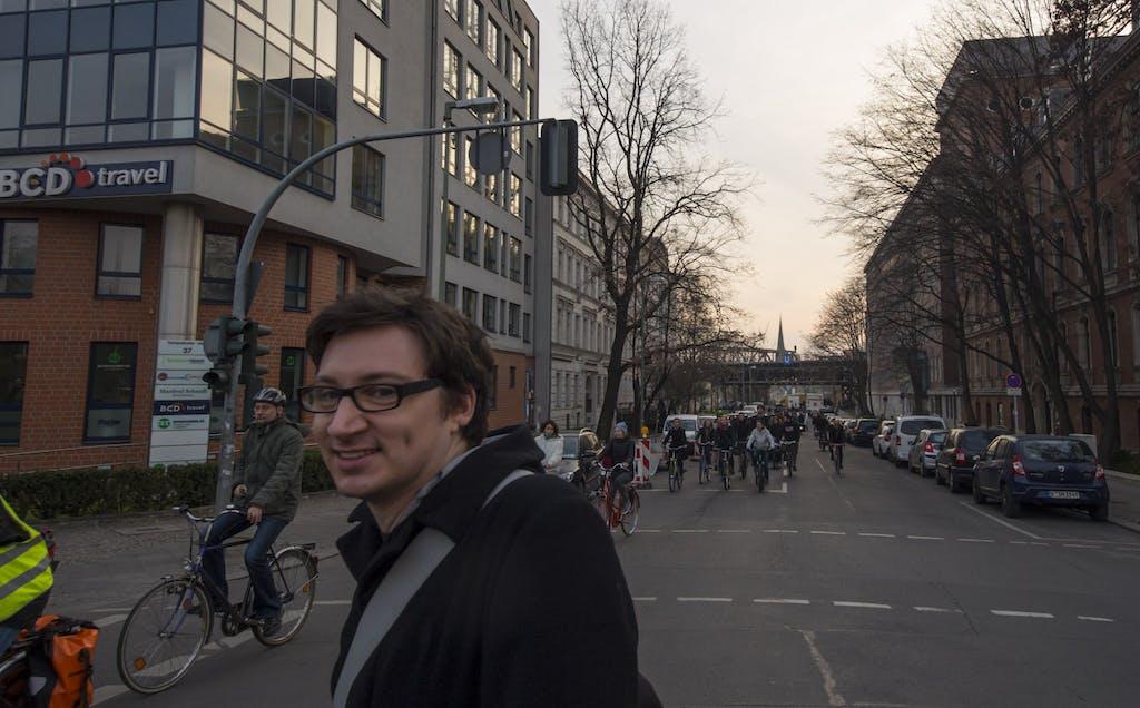 Kevin vom Urbanist Magazin