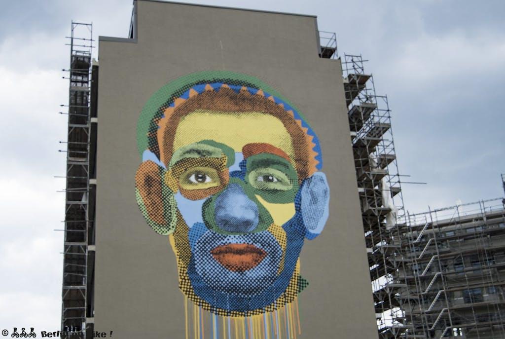 Mural von Various & Gould am Kreuzberger Moritzplatz
