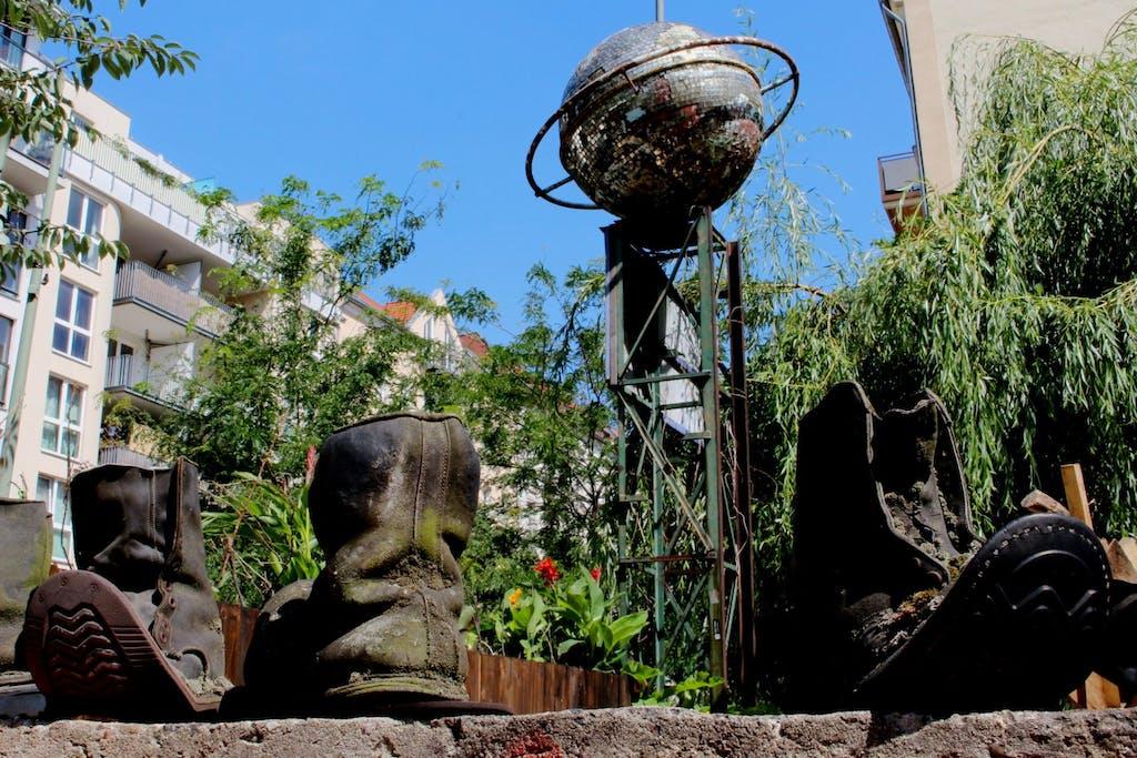 Urban Gardening in der Lychener Straße