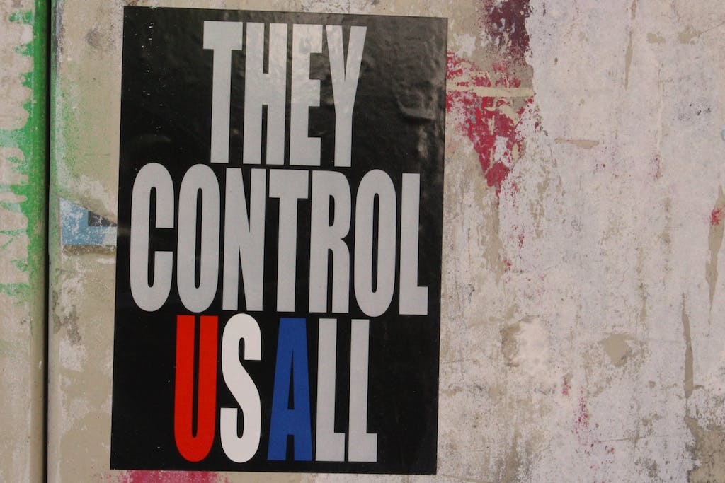 They Control USAll