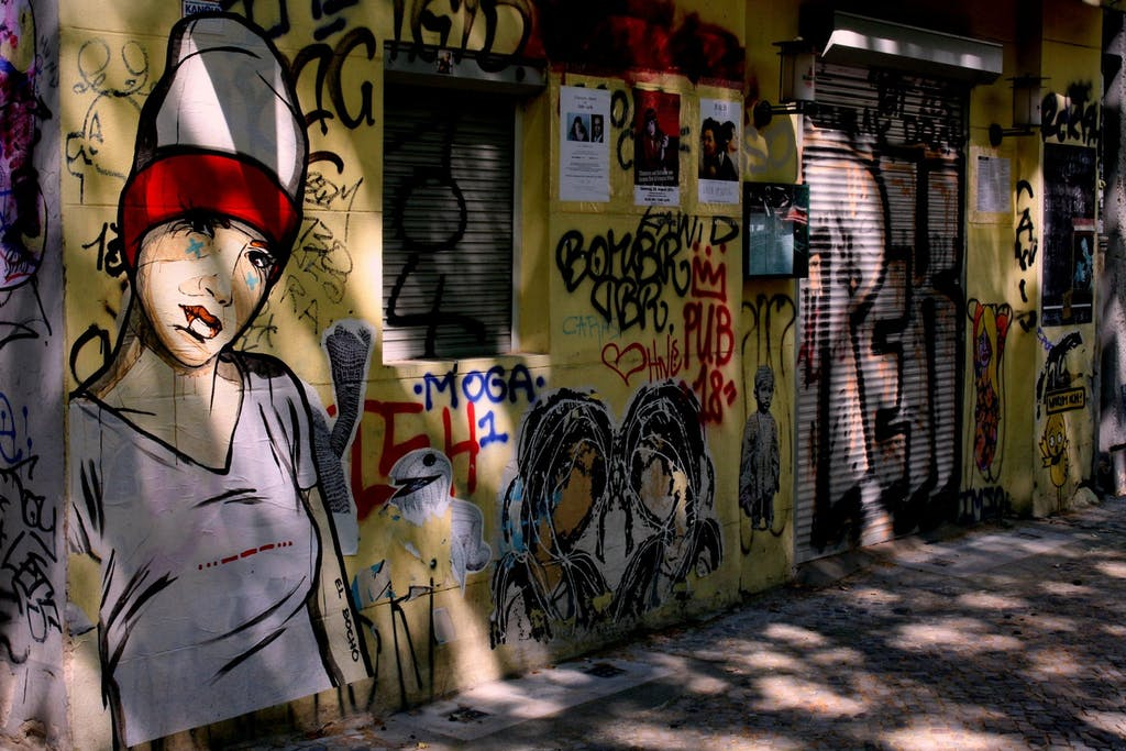 El Bocho in der Kollwitzstraße