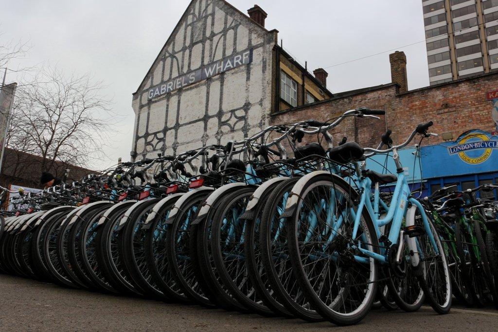 LDN Ride 11 London Bicycle Tour Company