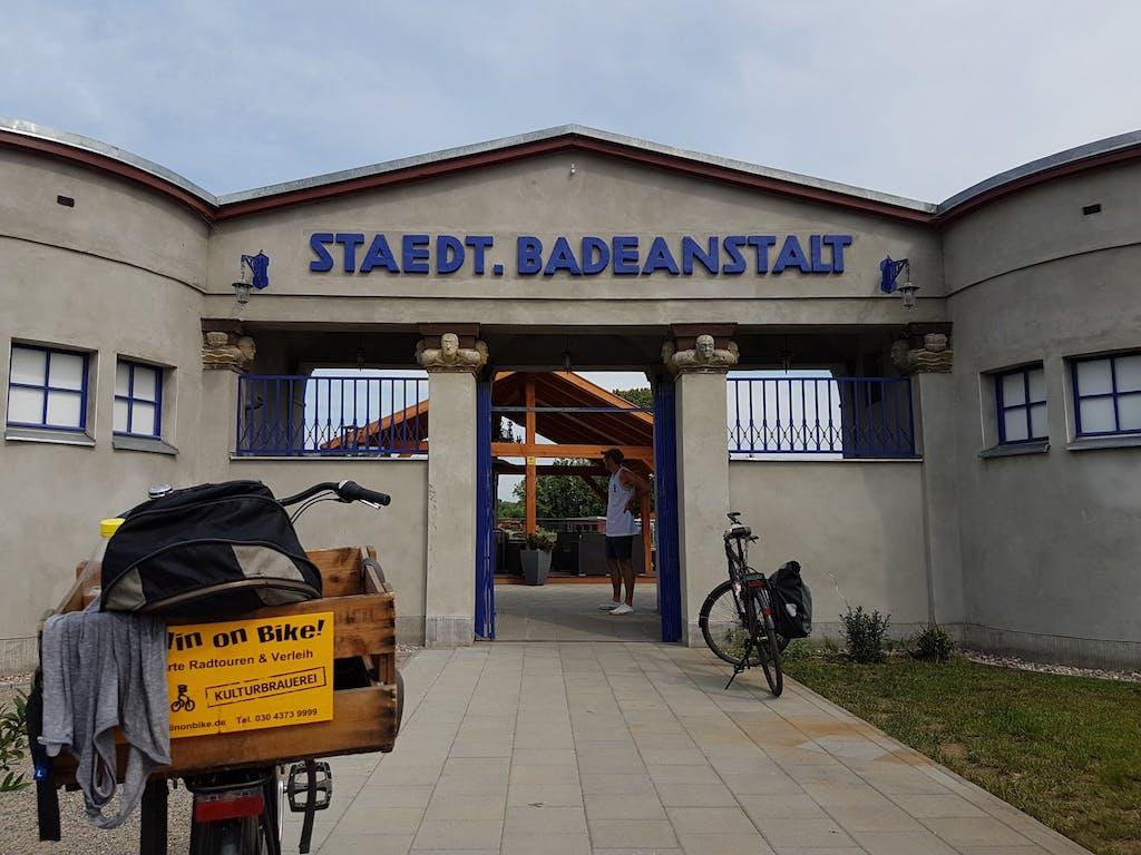 Altes Bad in Eberswalde