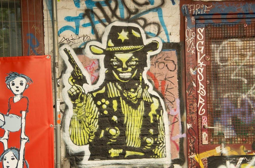 StreetArt aus Berlin