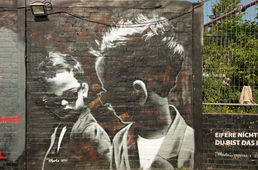 Street Art aus Berlin