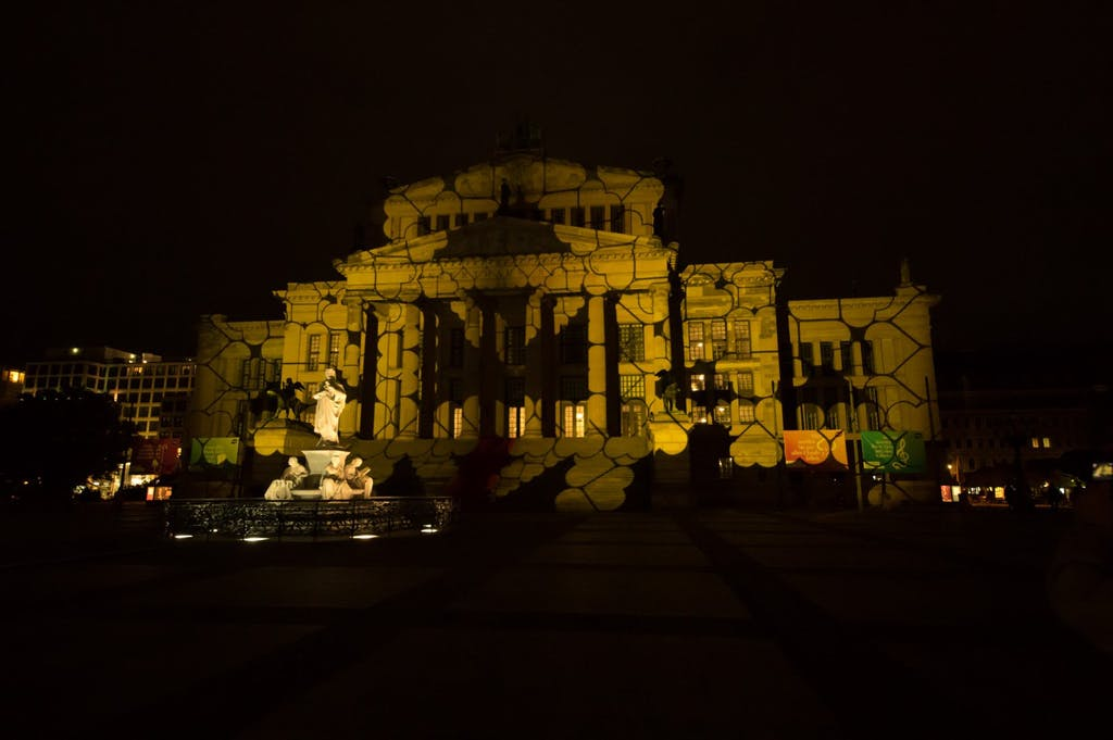 Konzerthaus Berlin, Berlin leuchtet 2016