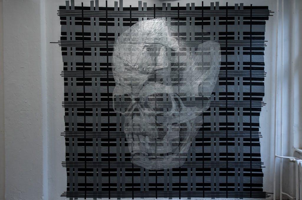 Tape Art Convention in der Galerie Neurotitan
