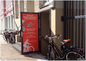 Hamburg City Cycles Standort St. Pauli