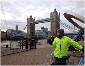 London Bicycle Tour Tower Bridge