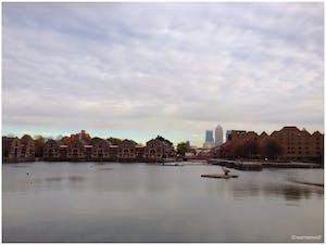 London Bicycle Tour - Docklands