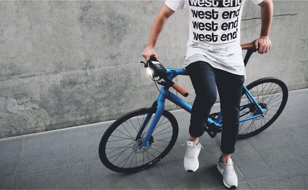 Das Cobi System macht aus jedem Fahrrad oder Pedelec ein smart bike, bei unserer Mauer Radtour habt Ihr Gelegenheit das ausführlich zu testen.