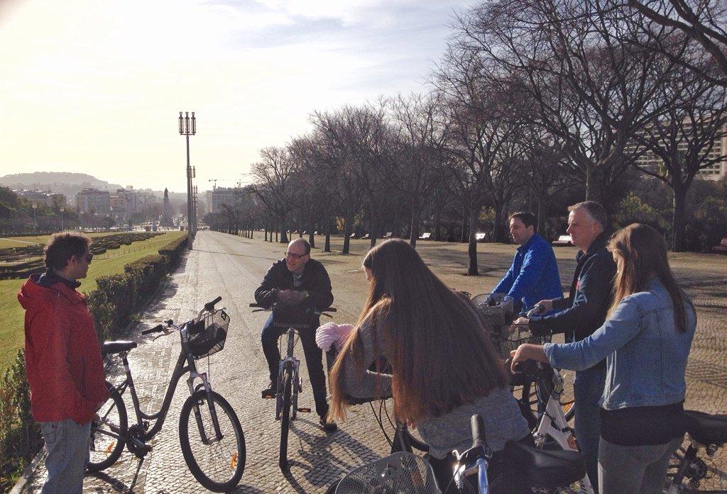 Lisbon Bike Tours Fahrradtour Lissabon