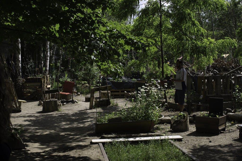 Gemeinschaftsgarten an der Malzfabrik
